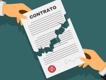¿En que consiste la condición resolución tacita de los contratos?