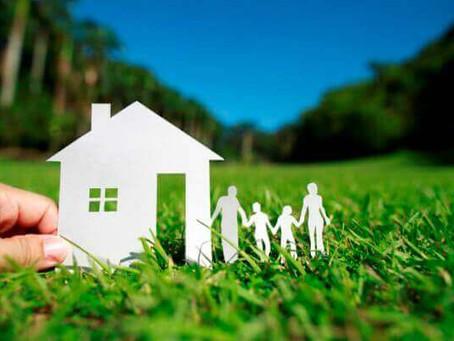 Procede levantamiento de afectación a vivienda familiar si inmueble no es habitado por la familia