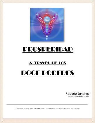 Audio libro:Prosperidad a través de los 12 Poderes