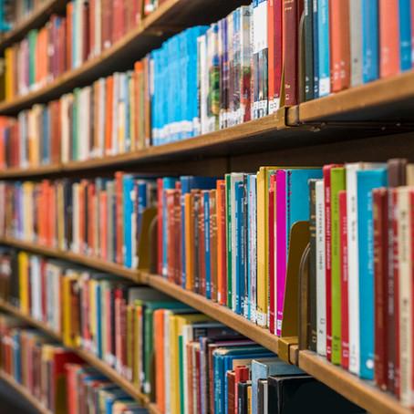 Por que não ler um livro