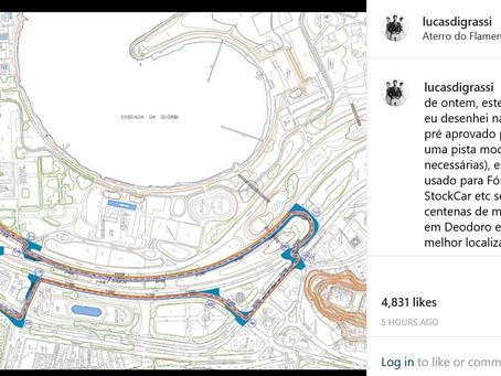 As razões para a Fórmula 1 no Rio de Janeiro. Há alguma?