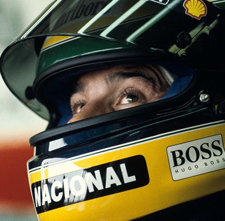 Por que Ayrton Senna parece imortal?
