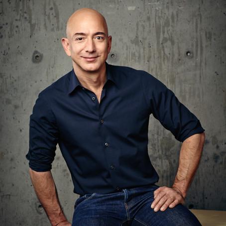 O que Bezos quer ser