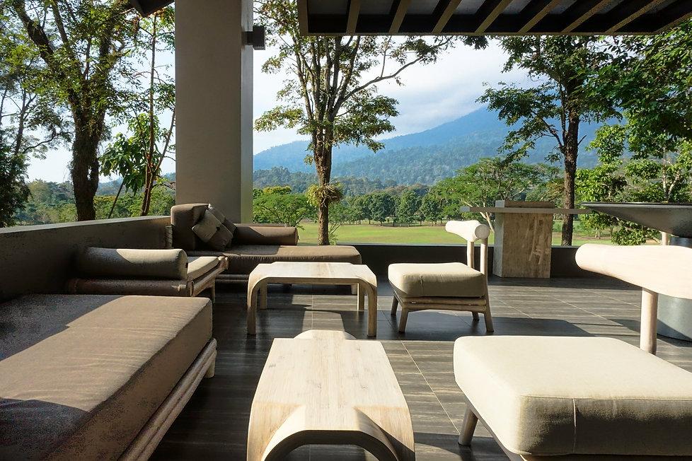 Hotel renovation, Golf Hotel,Chatrium Golf Resort Soidao Chantaburi, Studio47 design