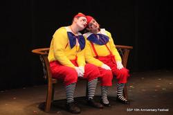 Clowns 10 Minute Play Festival Anniv