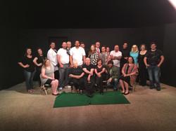 2018 10-Muniyte Play Festival cast