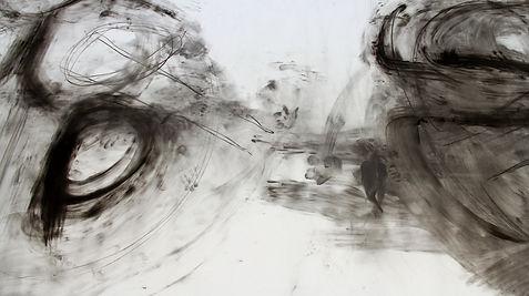 movement Drawing Body Art Inbar ענבר שריון