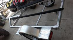 Remolque galvanizado Jet ski
