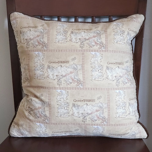 Recycled Tee Pillow
