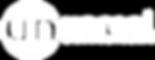 UNREAL logo - whole - W - (20cm) (shade