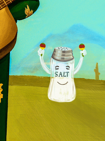 Salt friend