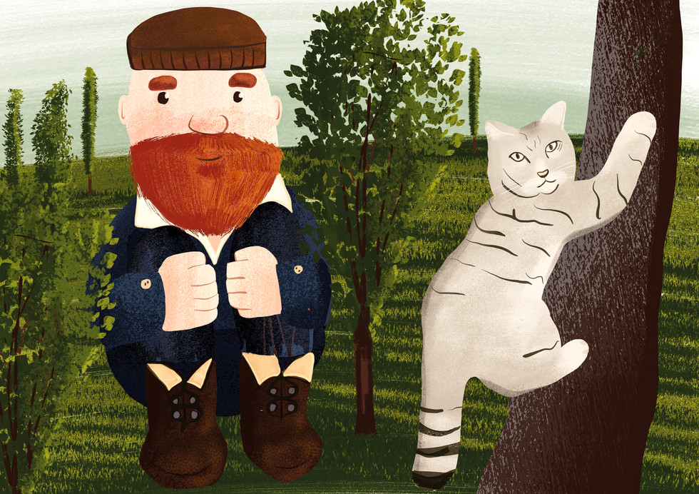 Wild Cat of Scotland