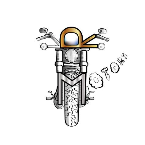 "Logo for ""RM"" garage Final version"