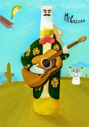 Mr Corona