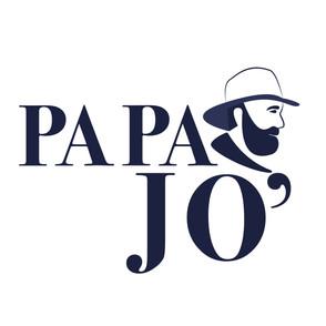 Papa jo logo earlier version