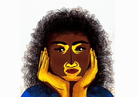 Gold Vitiligo