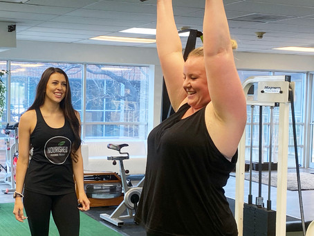 About Denver Personal Trainer - Siera Capesius & Her Aim For 'Nourished Personal Training'