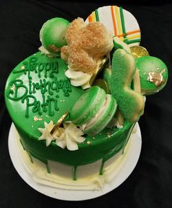 St. Patrick's Day Birthday
