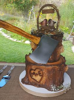 Lumberjack Wedding