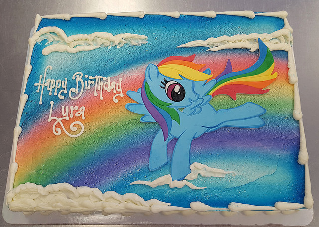 My Little Pony Birthday