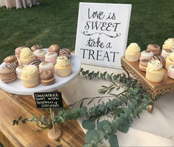 Love is Sweet Dessert