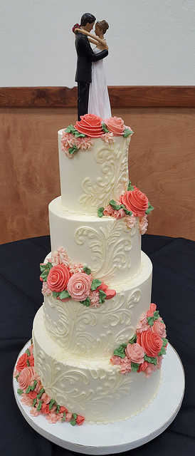 Scrollwork and Buttercream