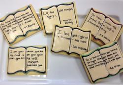 Book Cookies