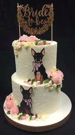 Chihuahua Bridal Shower