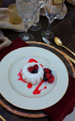 Victorian Dessert