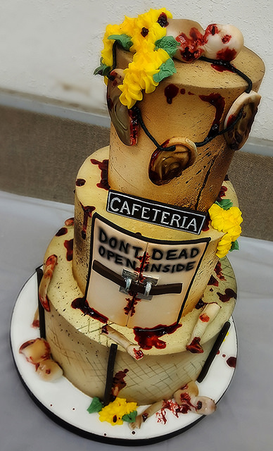 Walking Dead Birthday