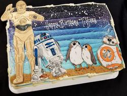 Birthday for a Jedi
