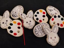 Easter Basket Coloring Kits