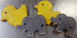 Elephants and Duckies
