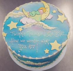 Twinkle Twinkle Gender Reveal