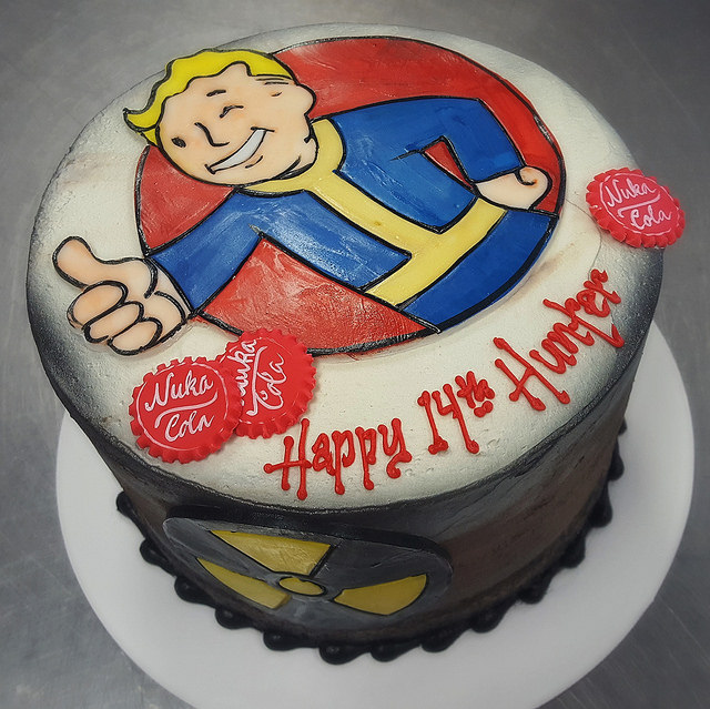 Fallout Birthday