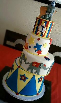 Dumbo's First Birthday