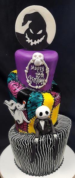 Birthday Nightmare
