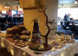 Enchanted Forrest Cake & Dessert Bar
