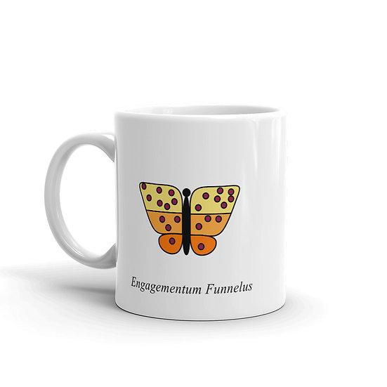 Datavizbutterfly - Engagementum Funnelus - Mug