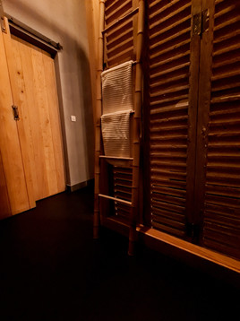 badkamer wandluiken en schuifdeur