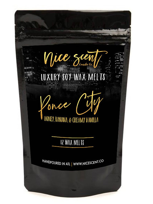 PONCE CITY LUXURY WAX MELTS