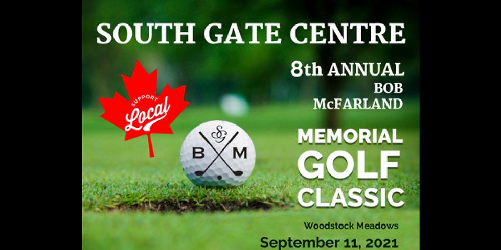South Gate's 2021 Golf Tournament the Bob McFarland Memorial