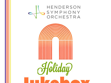 Celebrate the season with Henderson Symphony's Holiday Jukebox!