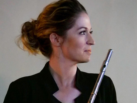 Ensemble Spotlight: Clare Birmingham, Principal Flute