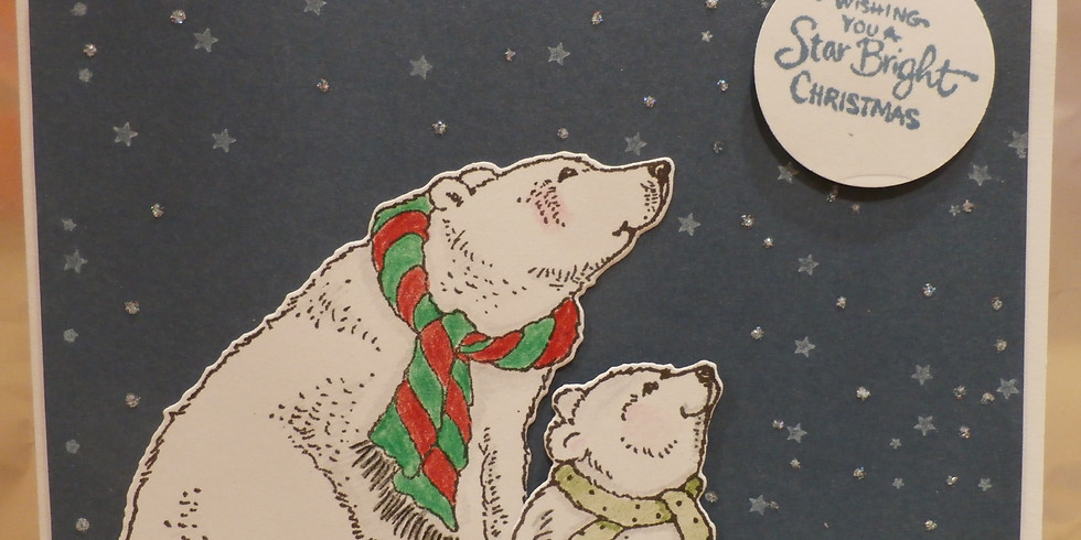 Let's Make Greeting Cards - Christmas