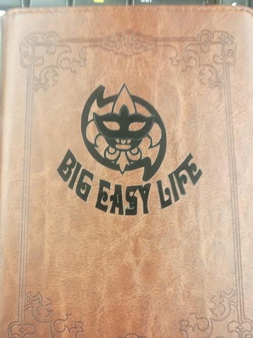 Big Easy Life vinyl sticker 3 1/2 inches