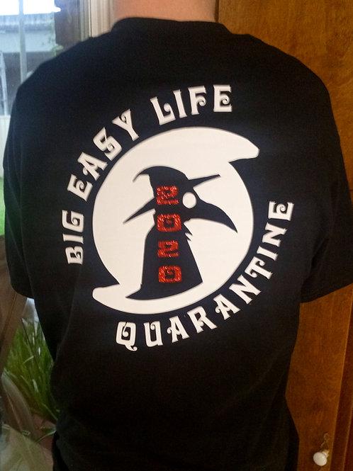 Big Easy Quarantine 2020 shirt