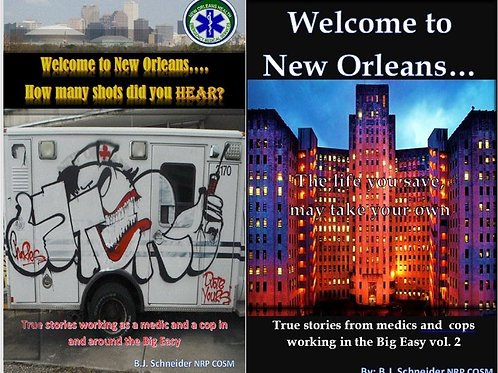 Welcome to New Orleans collection vol. 1 & 2
