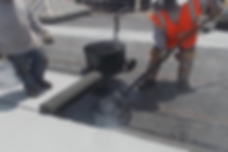 Cap Sheet Installation with Hot Asphalt