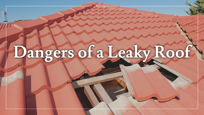 Dangers of a Leaky Roof
